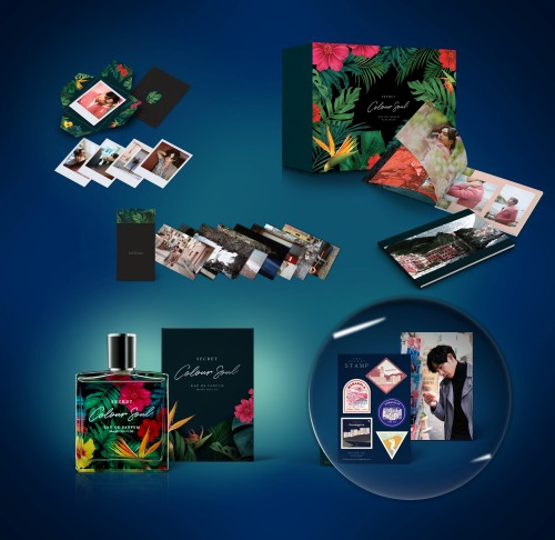 COLOUR SOUL SECRET BOXSET B