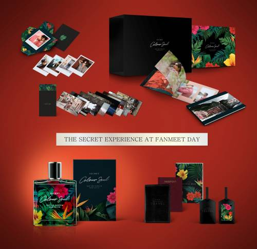 COLOUR SOUL SECRET BOXSET VIP