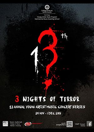 3 NIGHTS OF TERROR