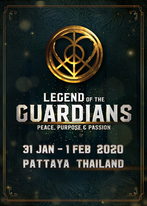 LEGEND OF THE GUARDIANS