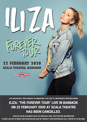 ILIZA : The Forever Tour Live in Bangkok
