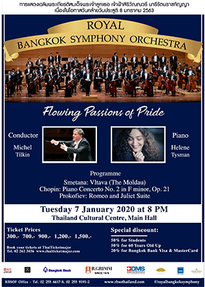 (RBSO) Flowing Passions of Pride