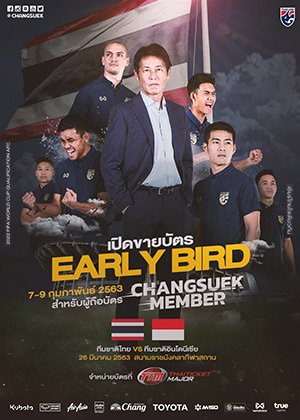 2022 FIFA World Cup Qualification (AFC)GROUP G Thailand vs. Indonesia
