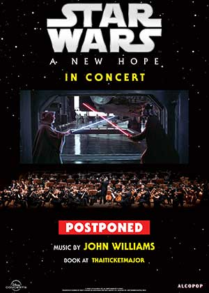 STAR WARS : A NEW HOPE IN CONCERT