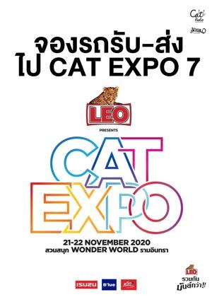CAT EXPO 7