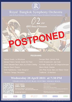 RBSO Classical Concert 2021 : C2