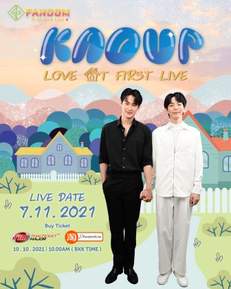 Fandom X-clusive Live:<br>KaoUp Love at First Live!