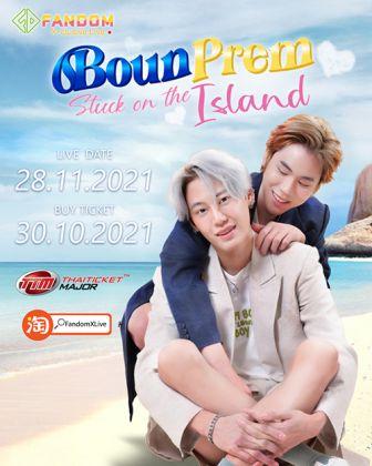 Fandom X-clusive Live: <br>Boun Prem Stuck on the Island!