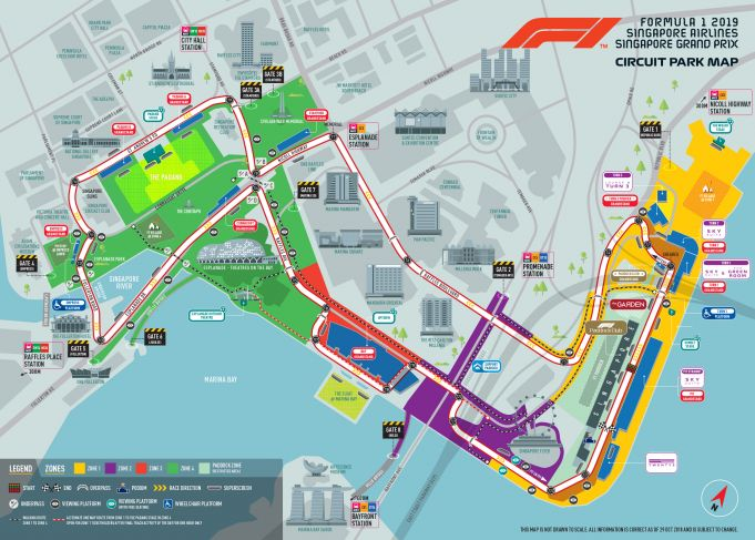 Singapore Marina Bay Street Circuit