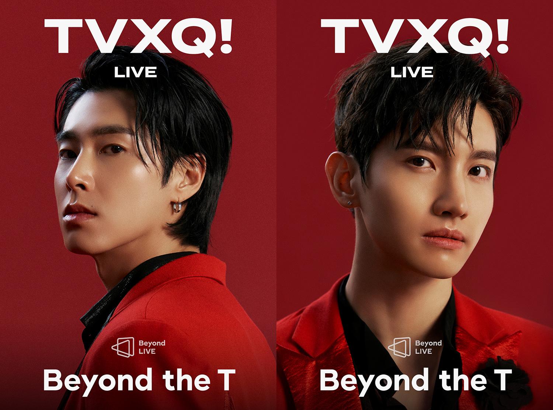 TVXQ! – Beyond the T