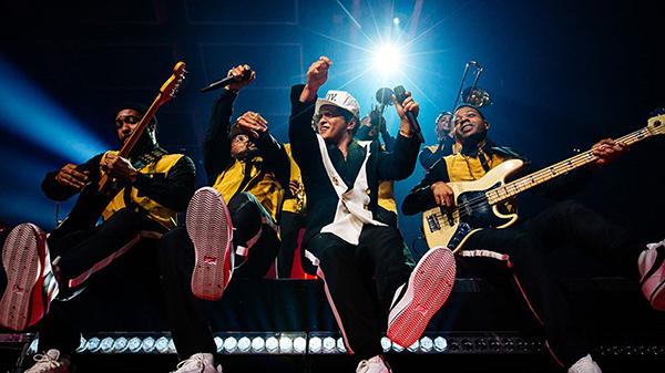 Bruno Mars 24K Magic World Tour To Bangkok