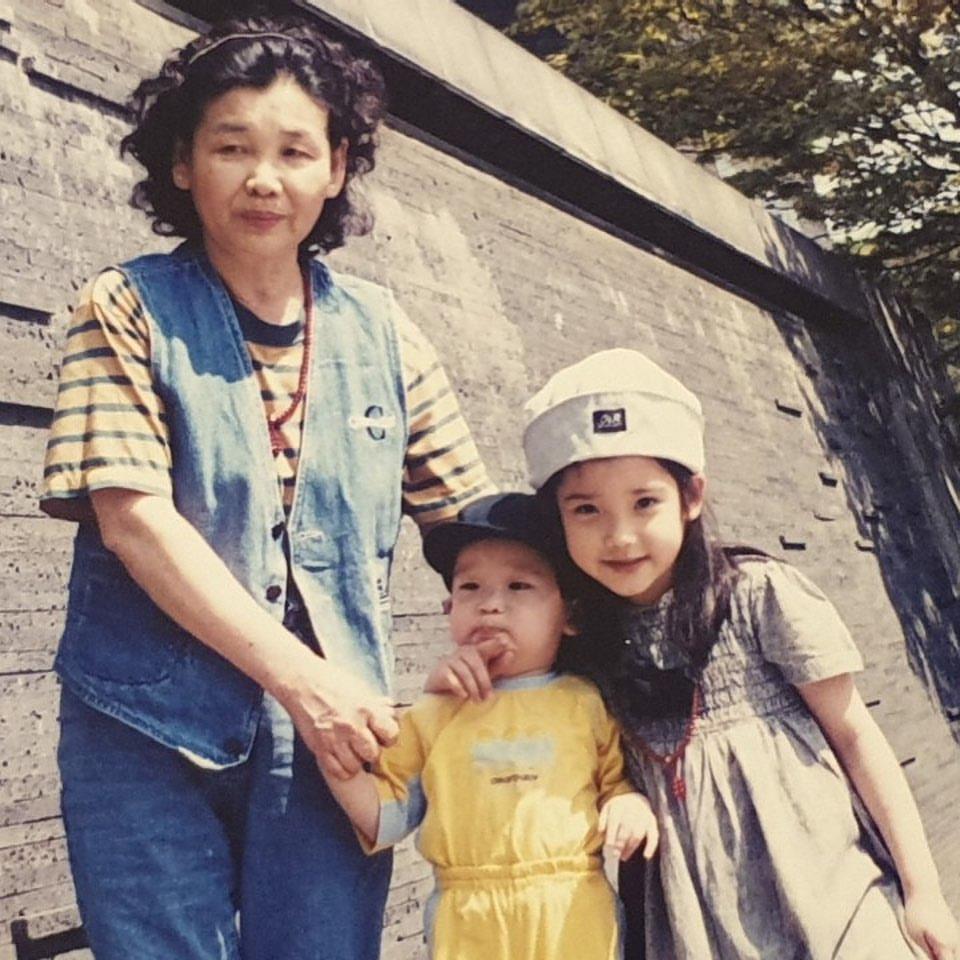 IU ตอนเด็ก