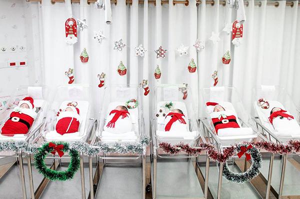 โรงพยาบาลพญาไทศรีราชา คริสต์มาส