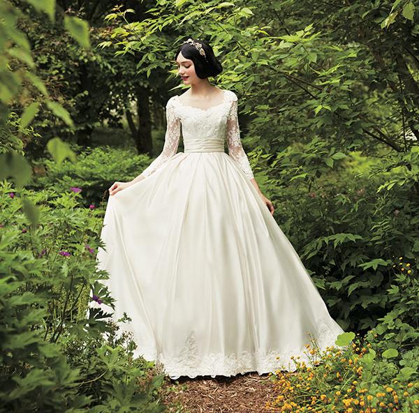 ชุดแต่งงานเจ้าหญิงดิสนีย์