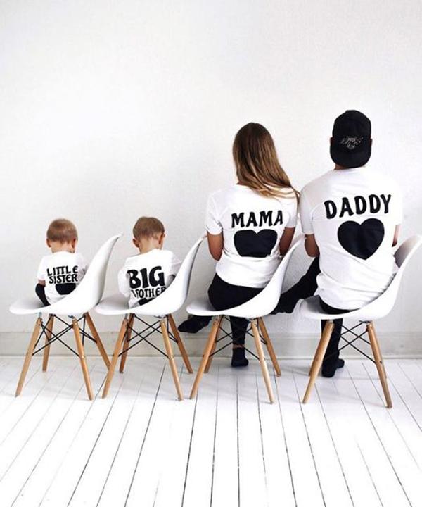 ไอเดียถ่ายภาพครอบครัว