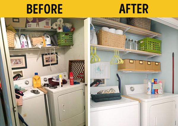 วิธีจัดของในบ้าน