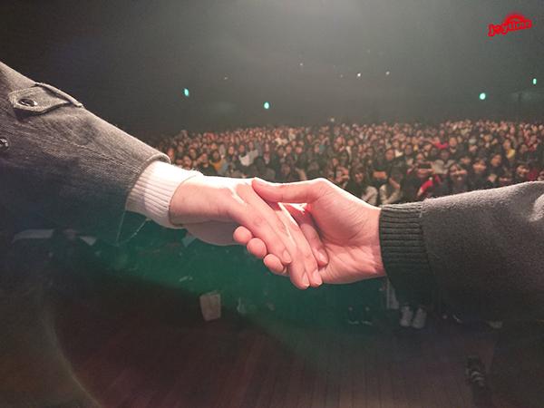 Krist Singto 1st Fan Meeting in Japan