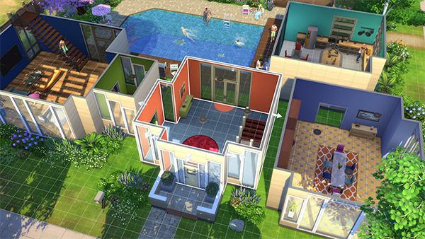 แนะนำเกมส์แต่งบ้าน เกมส์สร้างบ้าน