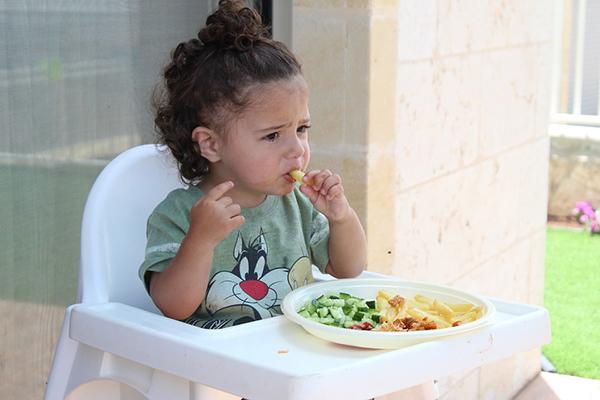 อาหารว่างของเด็ก