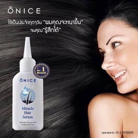 ONICE Miracle Hair Serum