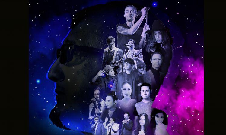 """คอนเสิร์ตใหญ่แห่งปี  """"เพลงประภาส3""""  ศิลปินระดับประเทศยกทัพขึ้นเวที"""