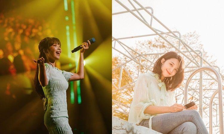 """รวมโมเมนต์เพราะจับใจ! สาวน้อยรอยยิ้มสวยกับเสียงร้องสุดมหัศจรรย์ """"จองอึนจี"""""""