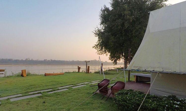 The Camp Chiangkhan ที่พักสุดชิลล์กับวิวแม่น้ำโขง