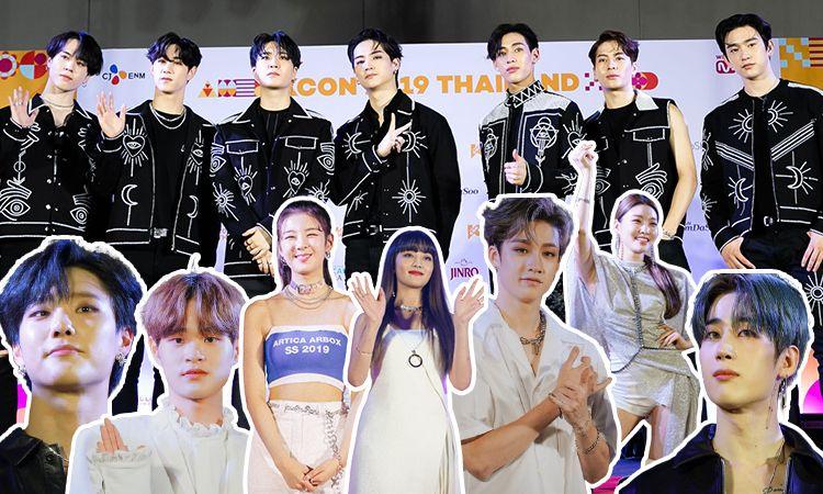 จัดเต็ม 2 วัน! แฟชั่นพรมแดง KCON 2019 THAILAND 2 สวย หล่อ จนรัวชัตเตอร์ไม่หยุด