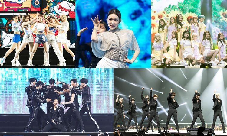 อัลบั้มภาพจัดเต็ม(มาก)  KCON 2019 THAILAND เต็มอิ่ม 2 วันรวด