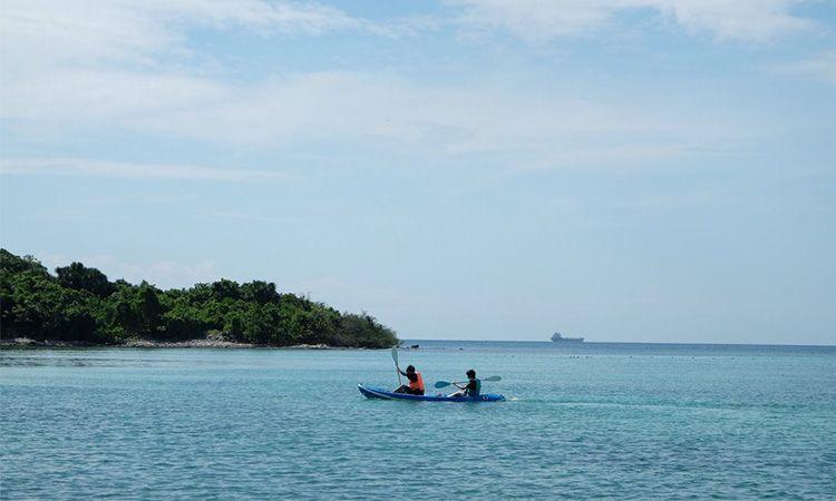เกาะขาม เปิดให้นักท่องเที่ยวเยี่ยมชมทุกวันแล้วนะ รู้ยัง?