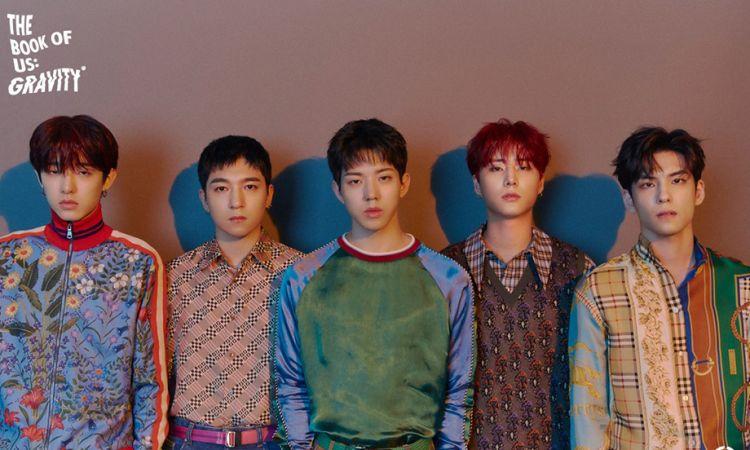 กรี๊ดรอ! 26 ต.ค.นี้  มีนัดกดบัตร DAY6 WORLD TOUR 'GRAVITY' in BANGKOK
