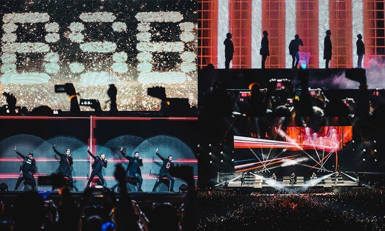 แอบดูบรรยากาศคอนเสิร์ต Backstreet Boys ที่มาเก๊า พร้อมเผยลิสต์เพลงที่คาดว่าจะมาระเบิดความมันส์ที่เมืองไทย
