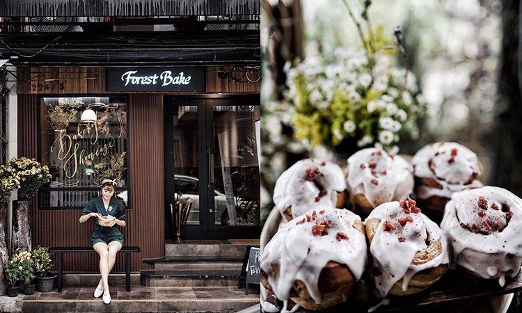 Forest Bake ร้านเบเกอรี่โฮมเมดชื่อดังจากเชียงใหม่ เปิดแล้ววันนี้ที่กรุงเทพ!