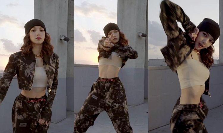จังหวะนี้พี่ไม่ไหว! 'ลิซ่า' อัพคลิปที่ 2 Dance Performance แข็งแรง เซ็กซี่ที่สุด