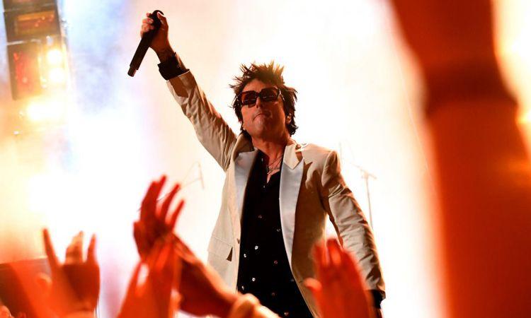 Green Day ฉลองครบรอบ 25 ปีอัลบั้ม Dookie ในงาน American Music Awards 2019