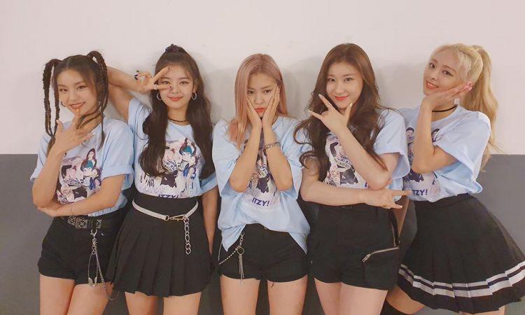 โปรดักชั่นอัดแน่น! 5 สาว ITZY ซุ่มซ้อมโชว์พิเศษ โชว์เคสครั้งแรกในไทย