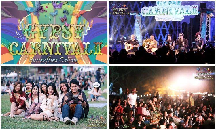 ยิ่งใหญ่กว่าเดิม ภาพบรรยากาศงาน Gypsy Carnival #2 Butterflies Calling