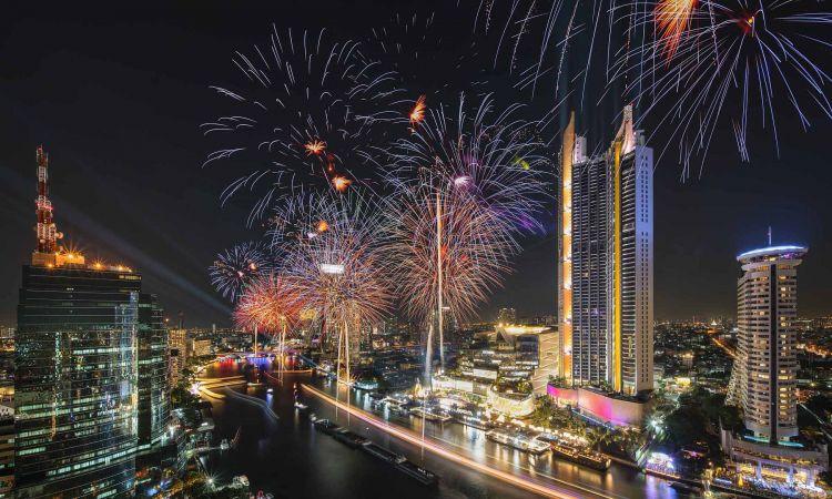 เปิดตี้ปีใหม่! รวมจุดเคาท์ดาวน์ปังๆ 9 สถานที่ ในกรุงเทพ