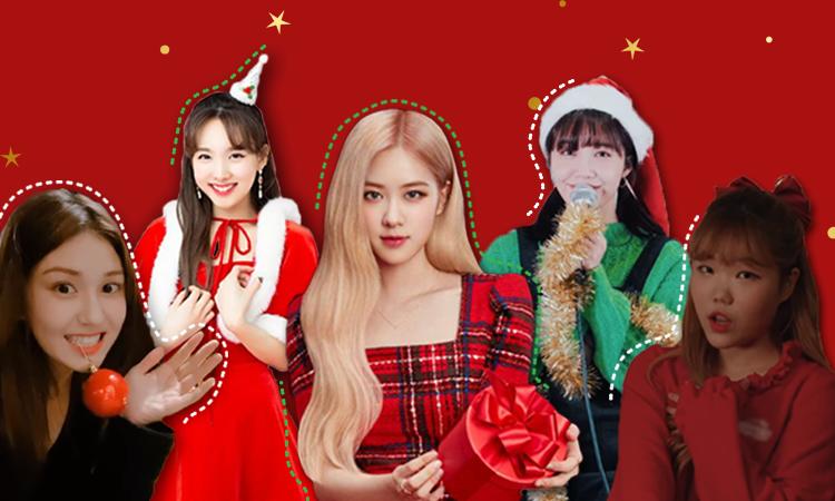 น่ารัก เสียงดี ทรงพลัง! 5 สาวไอดอลเกาหลี คัฟเวอร์เพลงต้อนรับคริสต์มาส