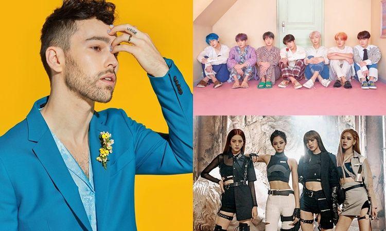 MAX เผยอยากร่วมงานกับไอดอลเกาหลี BTS - Stray Kids - DAY6 - MONSTA X - BLACKPINK