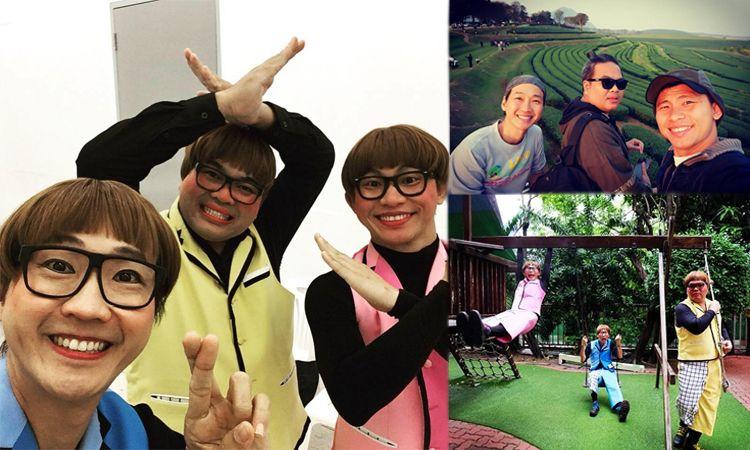 พาไปรู้จัก Babymime สามหนุ่มไทย ผู้เติบโตจากละครใบ้ในกรุงเทพฯ