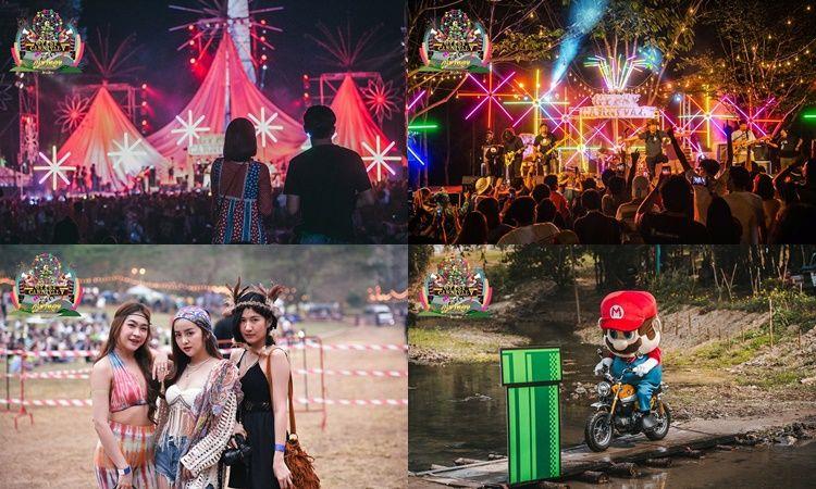 เก็บตกภาพบรรยากาศงาน Gypsy Carnival #5 งานวัดภูเขาทอง มาฝาก ใครที่พลาดปีนี้ เจอกันอีกทีปีหน้า!!!