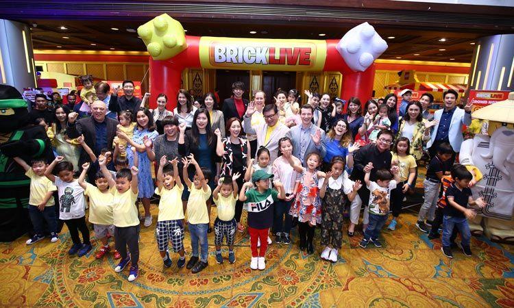 เปิดแล้ว! งานเลโก้ระดับโลกที่ใหญ่ที่สุดในเอเชียตะวันออกเฉียงใต้ บริคไลฟ์ บิวท์ ฟอร์ เลโก้ แฟน