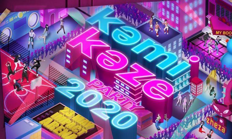 KAMIKAZE PARTY 2020 ปาร์ตี้ของคนไทยหัวใจวัยรุ่น เอาใจสายกามิ