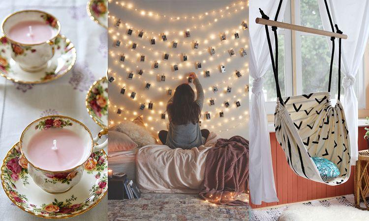10 ไอเดียงาน DIY ที่ช่วยให้ห้องนอนดูอบอุ่น อยากซุกตัวนอนในหน้าหนาว