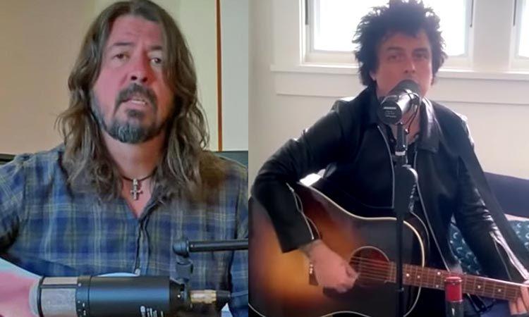 Green Day, Foo Fighters ส่งเพลงเป็นกำลังใจให้ทุกคนที่อยู่บ้าน