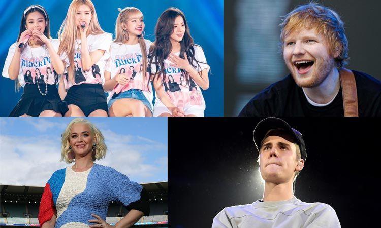 10 อันดับศิลปินที่มียอด subscribe บน YouTube Music มากที่สุดในโลก