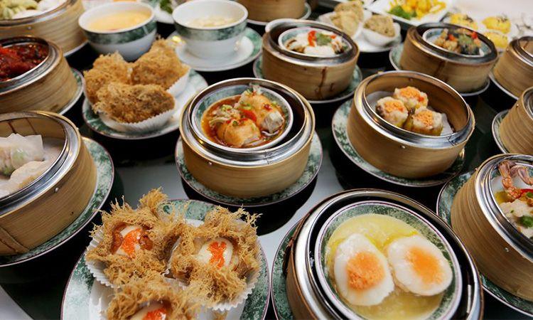 อิ่มเอมความอร่อย กับติ่มซำคำโตๆ ห้องอาหารจีนไดนาสตี้ โรงแรมเซ็นทาราแกรนด์ฯ เซ็นทรัลเวิลด์