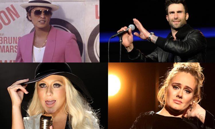 10 เพลงที่ฮิตที่สุดในรอบ 10 ปีที่ผ่านมา
