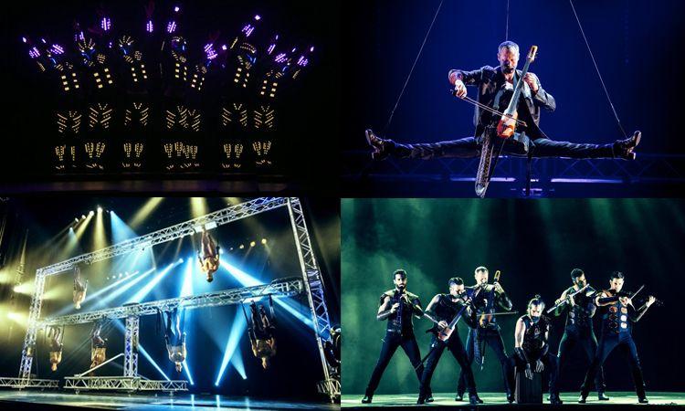 """7 หนุ่มสเปนรูปงาม Los Vivancos กลับมาพร้อมโชว์สุดเร่าร้อน """"Born to Dance"""""""